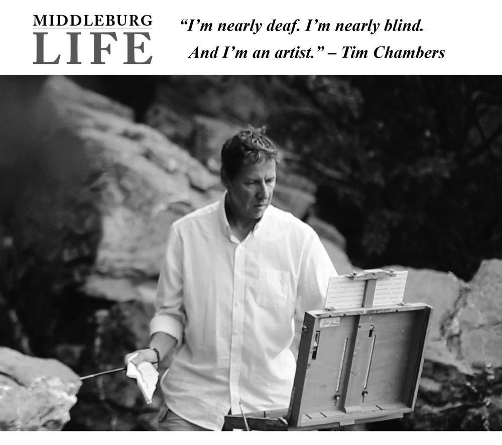 Middleburg Life Magazine article